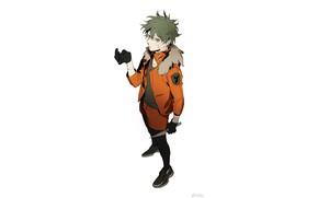 Картинка стиль, My Hero Academia, Boku No Hero Academia, Мидория Изуку, Midoriya Izuku, Моя Геройская Академия