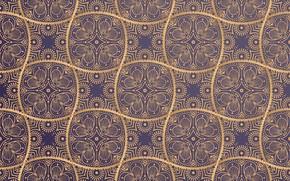 Картинка фон, узор, текстура, gold, орнамент, background, color, ornamental
