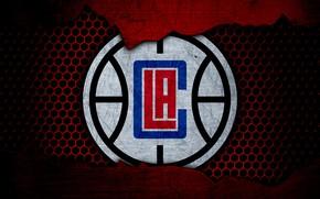 Картинка wallpaper, sport, logo, basketball, NBA, Los Angeles Clippers