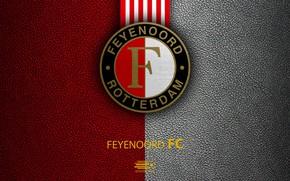 Картинка wallpaper, sport, logo, football, Feyenoord, Eredivisie
