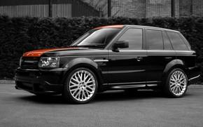 Картинка 2008, Project Kahn, Land Rover, Range Rover, tuning, среднеразмерный SUV, Sport Vesuvius