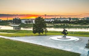 Картинка Lietuva, Kaunas, senamiestis