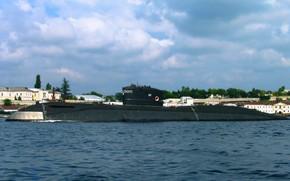 Картинка лодка, подводная, вмф, дизельная, сс-226