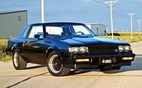 Картинка Buick, GNX, Vehicle