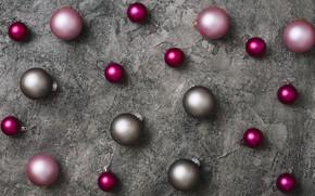 Картинка украшения, шары, Новый Год, Рождество, Christmas, balls, New Year, decoration, Merry