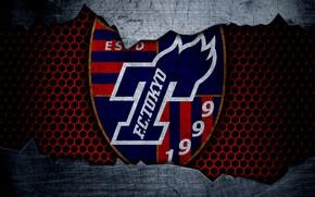 Картинка wallpaper, sport, Tokyo, logo, football