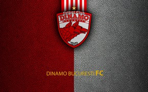 Картинка wallpaper, sport, logo, football, Dinamo Bucuresti