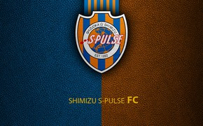 Картинка wallpaper, sport, logo, football, Shimizu S-Pulse