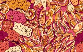 Картинка фон, текстура, background, seamless, пейсли