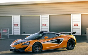 Картинка купе, McLaren, суперкар, 2020, V8 twin-turbo, 620R, 620 л.с., 3.8 л.
