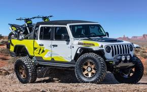 Картинка Gladiator, Jeep, 2019, Flatbill