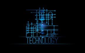 Картинка плата, технологии, электроника