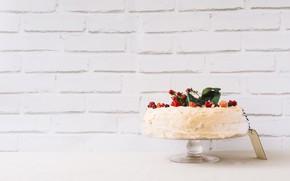 Картинка торт, украшение, крем, десерт