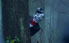 Картинка кукла, маска, сериал, The X-Files, Секретные материалы