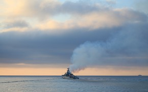 Картинка корабль, сторожевой, проект 1135м, Пытливый