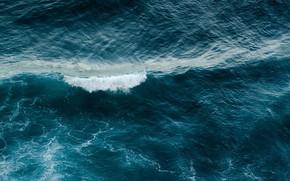 Картинка море, волны, вода, waves, sea, water