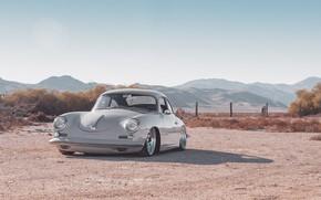 Картинка Coupe, Vehicle, Porsche 356