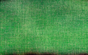 Картинка зеленый, цвет, ткань, мешковина