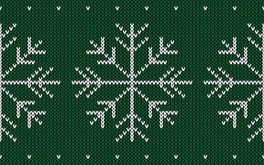 Картинка зима, фон, узор, colorful, Рождество, Christmas, winter, background, pattern, вязаный, knitted, seamles