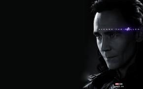 Картинка Локи, Avengers: Endgame, Мстители Финал, Терпилы Таноса