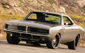Картинка Muscle, Dodge, Classic, Charger R/T