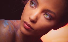 Картинка макияж, губки, Philippe Iniguez