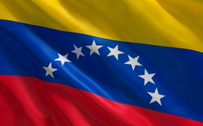 Картинка фон, флаг, star, fon, flag, venezuela, венесуэла