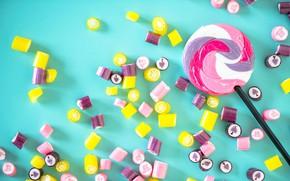 Картинка конфеты, сладости, леденец
