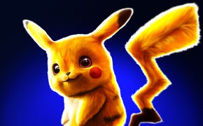 Картинка Покемон, Pokemon, Пикачу