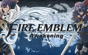 Картинка игра, аниме, парни, Fire Emblem