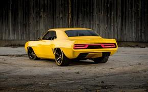 Картинка Chevrolet, Camaro, Inferno, Custom