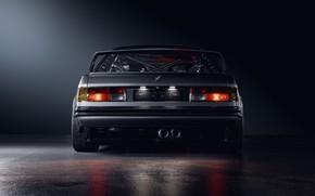 Картинка Авто, Машина, Серый, Render, Рендеринг, Widebody, Серый цвет, 635csi, Transport & Vehicles, BMW E24, by …