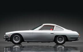 Картинка Lamborghini, Classic, 1964, Classic car, Gran Turismo, 350GT, Lamborghini 350GT