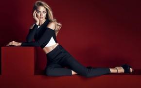 Картинка взгляд, девушка, поза, фото, модель, фигура, Lindsay Ellingson
