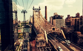 Картинка City, Bridge, Brooklyn