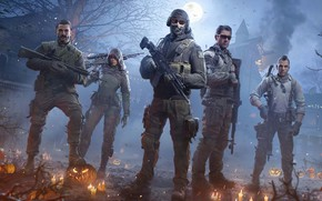 Картинка Halloween, Хэллоуин, Call Of Duty, Mobile, 2019, Call Of Duty: Mobile
