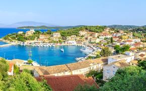 Картинка море, sea, греция, greece, corfu, корфу, avlaki