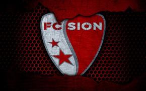 Картинка wallpaper, sport, logo, football, Sion