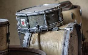 Обои музыка, инструменты, барабаны, ударные