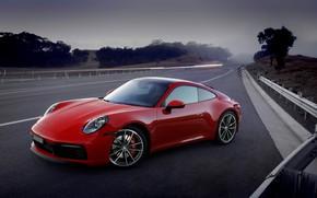 Картинка 911, Porsche, Carrera S, 2019