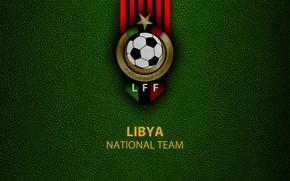 Картинка wallpaper, sport, logo, football, Libya, National team