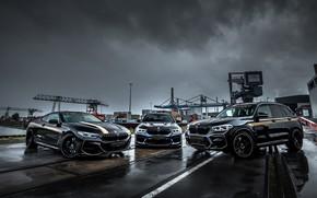 Картинка BMW, Manhart, M5, 8-Series, F90, 2019, X3M, G01, G15, M850i, MH8 600, MH5 800, MHX3 …
