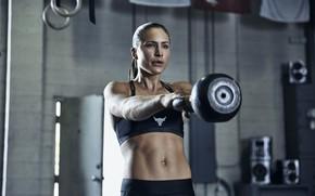 Картинка поза, фигура, фитнес, гиря, тренировка, воркаут, workout, fitness, abs, CrossFit, Crossfit, Кроссфит