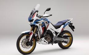 Картинка honda, motorbike, africa twin