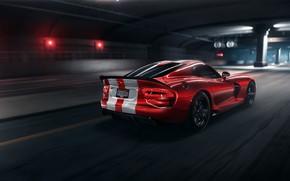 Обои Авто, Машина, Dodge, Viper, Dodge Viper, SRT, Dodge Viper SRT, Mikhail Sharov, Need for Speed: ...