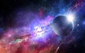 Картинка fantasy, planet, sci fi