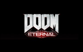 Картинка Hell, Fire, Space, Devil, War, Game, Mars, Doom Eternal