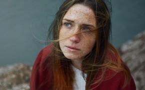 Картинка веснушки, губки, CRYMEAN, Анастасия Преснова
