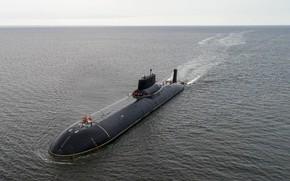 Картинка Акула, субмарина, проект 941