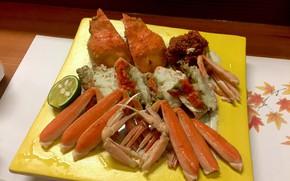 Картинка еда, клешни, морепродукты